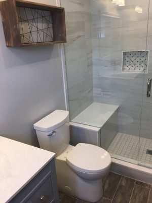 Bathroom Renovation for Betts